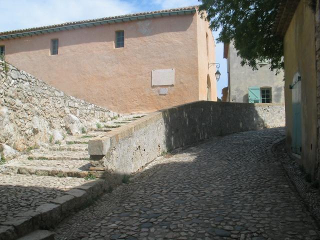 Les monuments à visiter, le Fort de St Marguerite ou de St Honorat