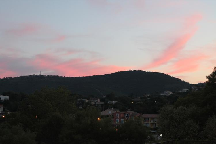La colline des Issambres