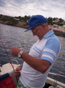la pêche à la sardine