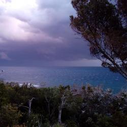 Avis de tempête en méditerranée